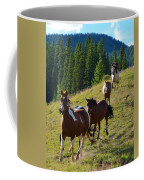 Finally Free Coffee Mug