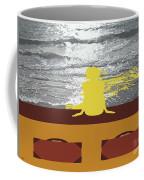 Finally Seen The Light Coffee Mug by Patrick J Murphy