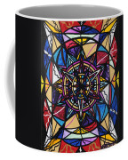 Financial Freedom Coffee Mug by Teal Eye  Print Store