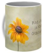 Find Joy Coffee Mug