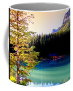 Finding Inner Peace Coffee Mug