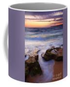 Finding The Cracks Coffee Mug by Mike  Dawson