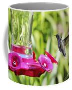 Fine Feathered Hummingbird Coffee Mug