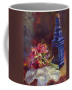 Finer Things Still Life By Karen Whitworth Coffee Mug