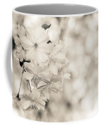 Finest Spring Time - Bw Coffee Mug by Hannes Cmarits