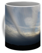Finger Clouds Coffee Mug