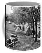 Finger Lakes Camping Coffee Mug