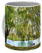 Finger Lakes Weeping Willows Coffee Mug