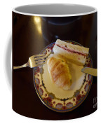 Finger Sandwiches For Traditional Afternoon Tea Coffee Mug