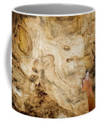 Fingers In A Pocket While Climbing Coffee Mug