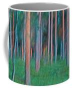 Finland Forest Coffee Mug
