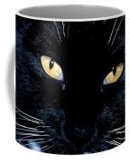 Fiona The Tuxedo Cat Coffee Mug