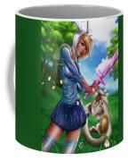Fionna And Cake Coffee Mug