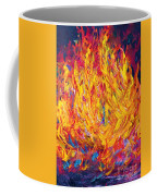 Fire And Passion - Here's To New Beginnings Coffee Mug