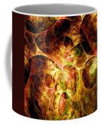 Fire And Shadow Coffee Mug