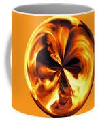 Fire Ball Coffee Mug