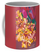 Fire Bouquet Coffee Mug