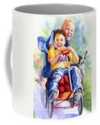Fire Brigade  Coffee Mug by Hanne Lore Koehler