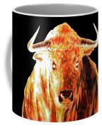 F I R E  .  T O R O   .   In Black Coffee Mug