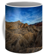 Fire Canyon Twilight Coffee Mug