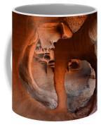 Fire Cave Windstone Arch Nevada Coffee Mug