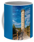 Fire Control Tower No. 23 Coffee Mug
