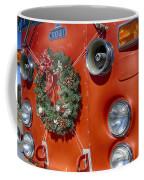 Fire Department Christmas 2 Coffee Mug