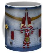 Fire Department Christmas 3 Coffee Mug