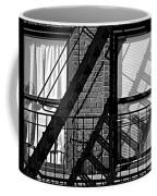 Fire Escape Coffee Mug