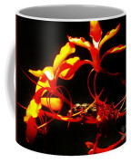 Fire In Bloom Coffee Mug