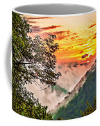 Fire In The Hole - Painted  Coffee Mug
