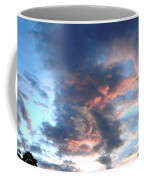 Fire In The Sky - 1 Coffee Mug