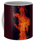 Fire Man Coffee Mug
