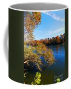 Fire On The River Coffee Mug