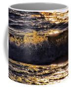 Fire On The Water Coffee Mug