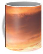 Fire Skyline Coffee Mug
