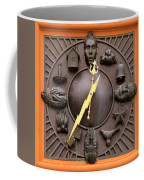 Fire Station Clock Coffee Mug
