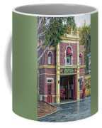 Fire Station Main Street Disneyland 01 Coffee Mug