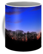 Fire Tower Watch In The Distance Coffee Mug