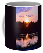 Fire Water Coffee Mug