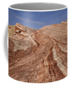 Fire Wave - Valley Of Fire Coffee Mug