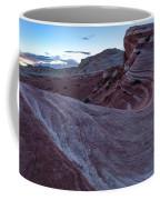 Fire Wave II Coffee Mug