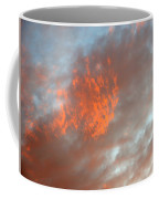 Fireball In The Sky Coffee Mug