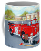 Firefighter - Still Life Coffee Mug