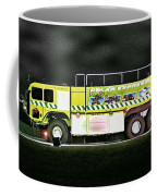Firefighters Christmas 2 Coffee Mug