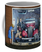 Firehall Mural Sultan Washington 1 Coffee Mug