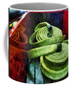 Fireman - Coiled Fire Hoses Coffee Mug