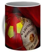 Fireman - Hat - Everyone Loves Red Coffee Mug