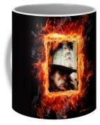 Fireman Hero Coffee Mug