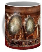 Fireman - Search Lights  Coffee Mug